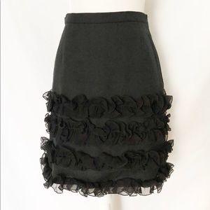 Valentino Ruffle Skirt